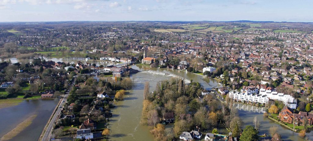 Flood risk, flooding, flood risk management, urban flooding