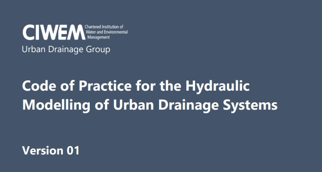 Hydraulic Modelling, Urban Drainage, Code of Practice