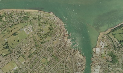 East and West Cowes Flooding Study