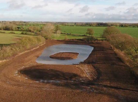 Natural Flood Management Aerial Survey